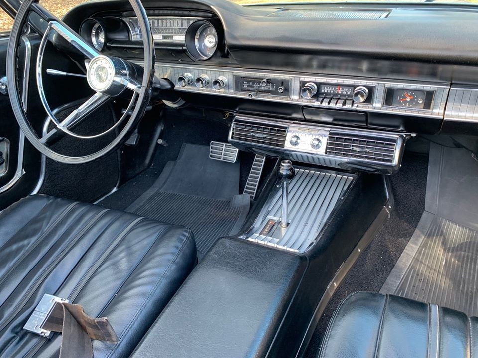 1963 Ford Galaxie 500 Convertible (Birmingham, AL) For Sale (picture 5 of 6)