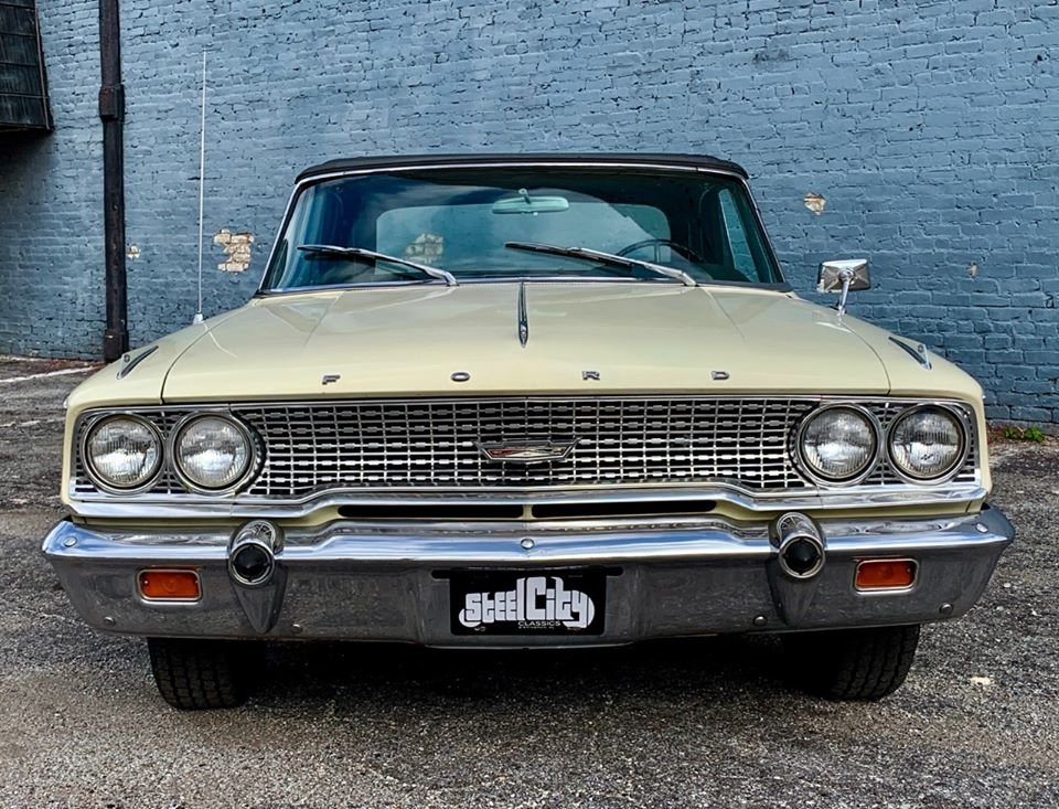 1963 Ford Galaxie 500 Convertible (Birmingham, AL) For Sale (picture 6 of 6)