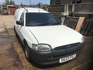 2000 Ford Escort 55 Van For Sale