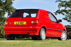 1993 Ford Fiesta xrv van For Sale