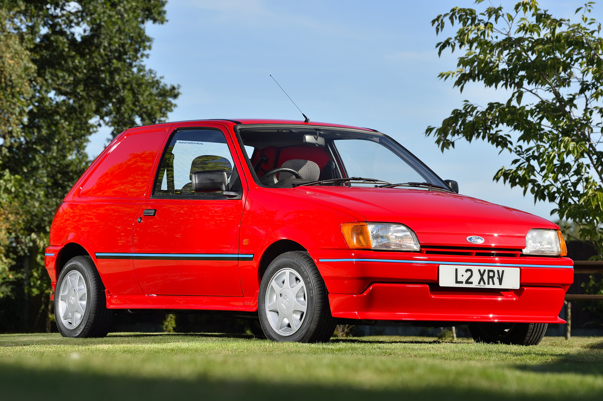 1993 Ford Fiesta xrv van SOLD (picture 2 of 6)