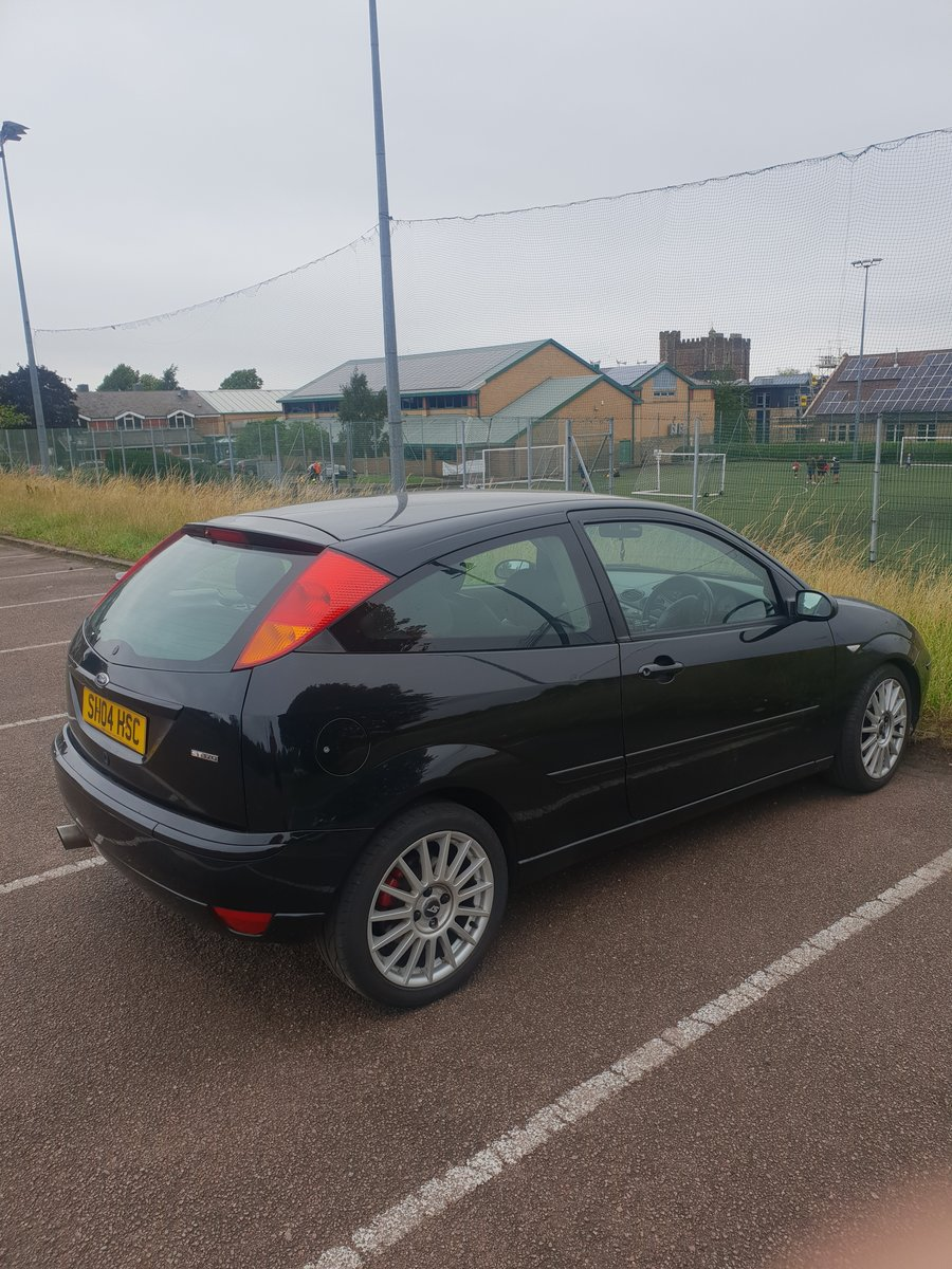 2004 Ford Focus ST170 For Sale (picture 4 of 6)