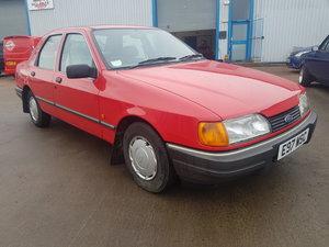1988 Ford Sierra 2.3 Diesel - 23000 Miles For Sale