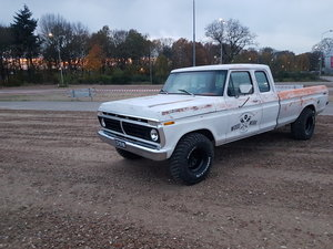 1972 Ford F150 supercab  6.4l