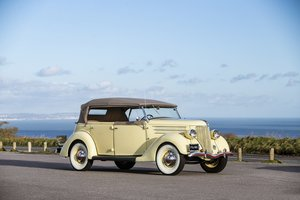 1936 Ford Model 68 Phaeton V8 Tourer