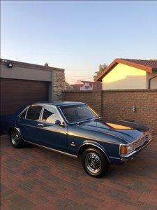 1975 Ford Granada Perana V8 automatic saloon