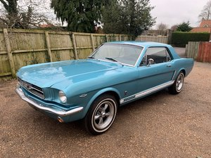 1965 Ford Mustang SOLD by Auction