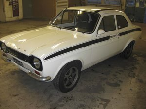 1970 Ford Escort Mexico look SOLD