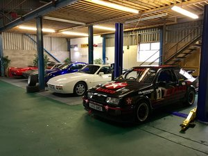 1987 Clubsport GB Classic, Race Car Service and Repair