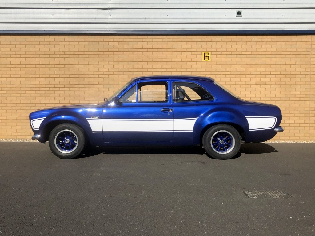 1975 N FORD ESCORT MK1 // RS 2000 // 2.0L // 2d // Px swap For Sale (picture 2 of 10)