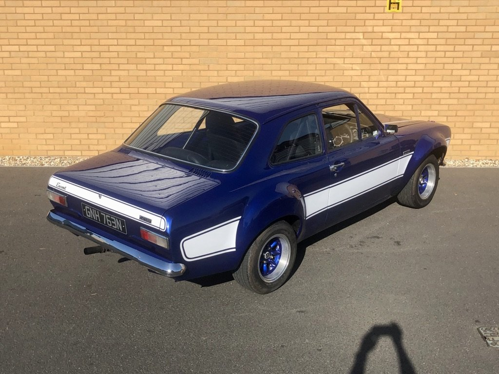 1975 N FORD ESCORT MK1 // RS 2000 // 2.0L // 2d // Px swap For Sale (picture 4 of 10)