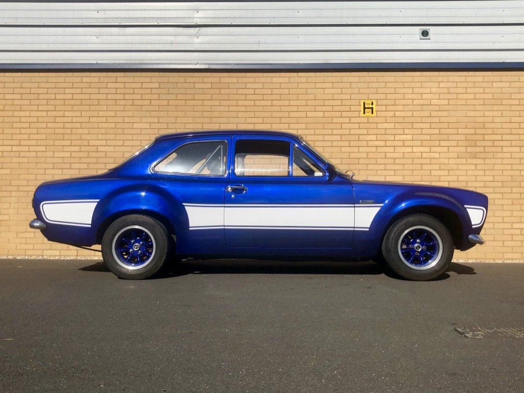 1975 N FORD ESCORT MK1 // RS 2000 // 2.0L // 2d // Px swap For Sale (picture 5 of 10)