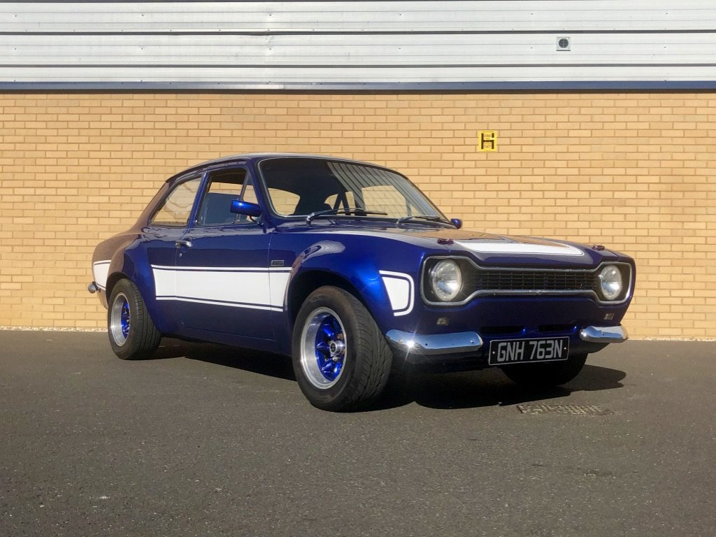 1975 N FORD ESCORT MK1 // RS 2000 // 2.0L // 2d // Px swap For Sale (picture 6 of 10)