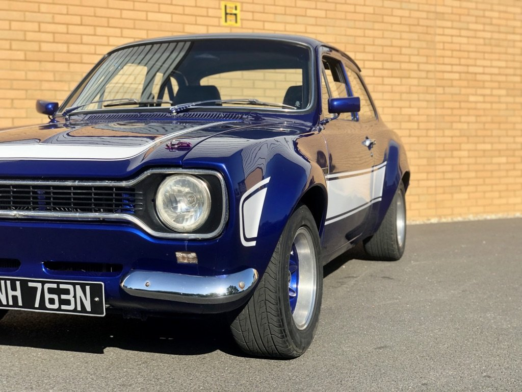 1975 N FORD ESCORT MK1 // RS 2000 // 2.0L // 2d // Px swap For Sale (picture 10 of 10)
