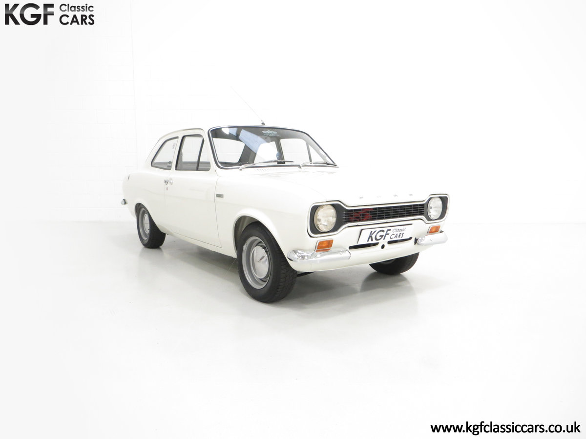 1971 An AVO Club National Day Winning Mk1 Ford Escort Twin Cam SOLD (picture 1 of 6)