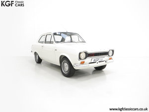 1971 An AVO Club National Day Winning Mk1 Ford Escort Twin Cam SOLD