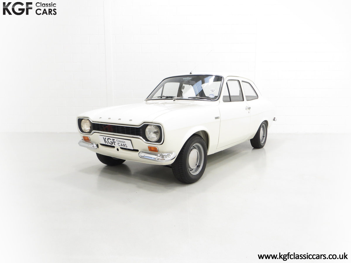 1971 An AVO Club National Day Winning Mk1 Ford Escort Twin Cam SOLD (picture 2 of 6)