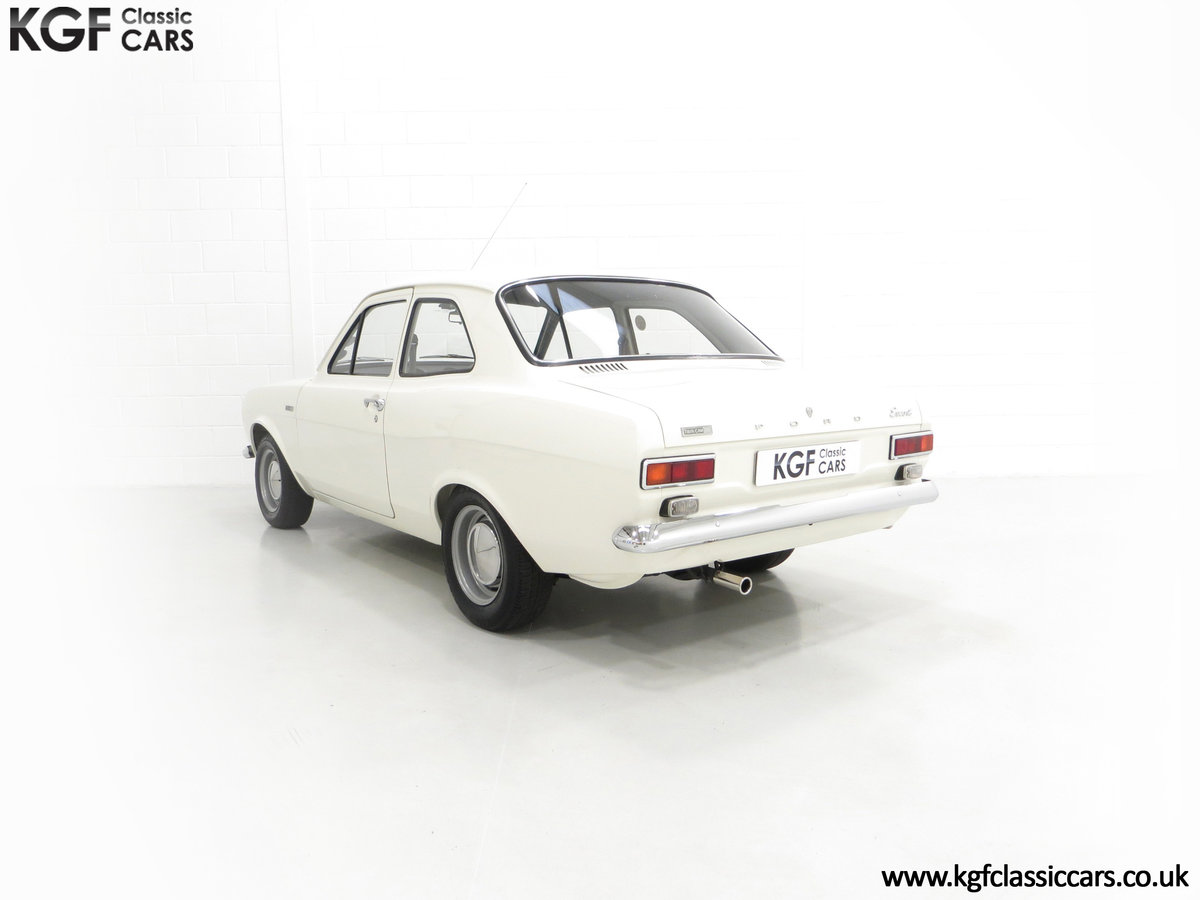 1971 An AVO Club National Day Winning Mk1 Ford Escort Twin Cam SOLD (picture 4 of 6)