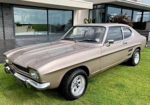 1970 Ford Capri 3000GT - RARE F1 Driven Car For Sale