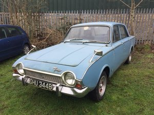 Lot 11 - A 1964 Ford Corsair - 09/2/2020 SOLD by Auction