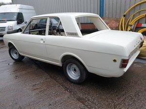 1968 MK2 LOTUS CORTINA SERIES 1 PROJECT