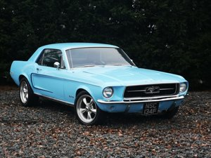 1968 Ford  Mustang 289 For Sale by Auction