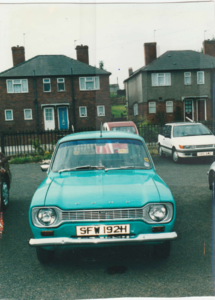 1969 Ford Escort Estate