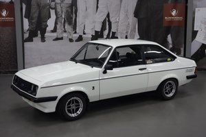 1977 Ford Escort Mk2 RS 2000