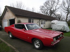 1968 ProStreet Ford Grand Torino GT Fastback 428 BigBlock V8 Auto For Sale