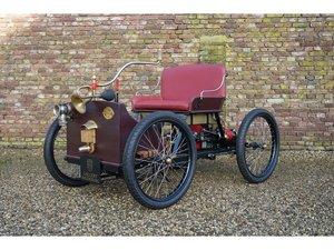 1900 Ford Quadricycle replica PRICE REDUCTION