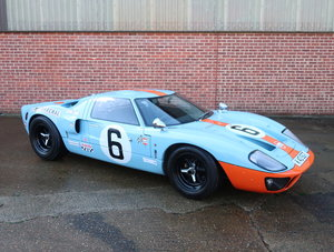 2012  Southern GT 40