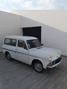 1966 Ford Anglia Van 250