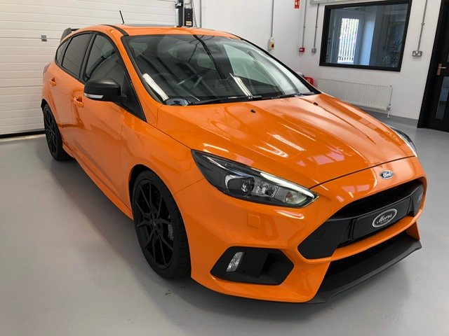2018 Ford Focus RS Heritage Edition 1 of 50, this being the 31st  SOLD (picture 1 of 6)