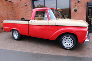 1965 Ford F100 302 V8 Pickup | Restored Huge Upgrades  SOLD