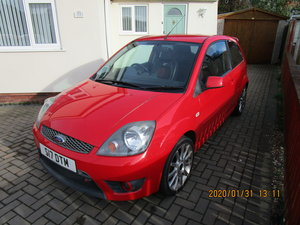 2007 Ford Fiesta st in very good condition