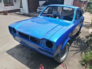 Ford Escort mk1 rolling shell for import