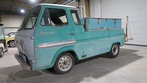 1965  Ford Econoline Pick Up Truck E-Series Van Work $6.9k