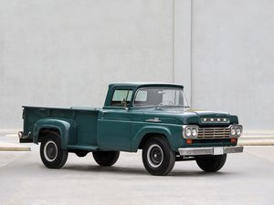 1959 Ford F-350 Pickup  For Sale by Auction