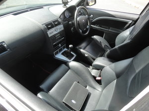 2004 Mondeo st220 rare black 4 door sunroof For Sale
