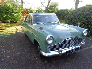 1959 A BEAUTIFUL FORD ZEPHYR MK 2 LOWLINE WITH OVERDRIVE! For Sale
