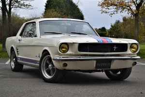 1966 FORD MUSTANG 5.0 V8 302  For Sale