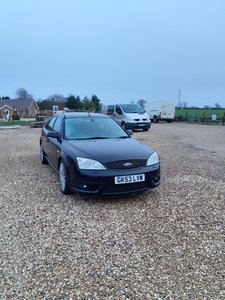2004 Ford Mondeo St