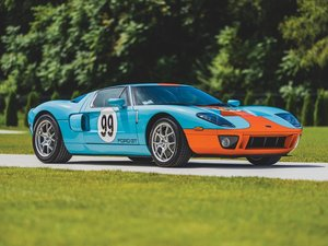 2006 Ford GT Heritage  For Sale by Auction