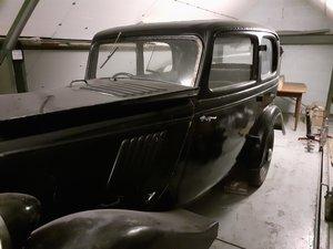 1937 Ford Model Y, Popular.