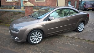 2007 focus cc3 convertible, petrol, manual For Sale
