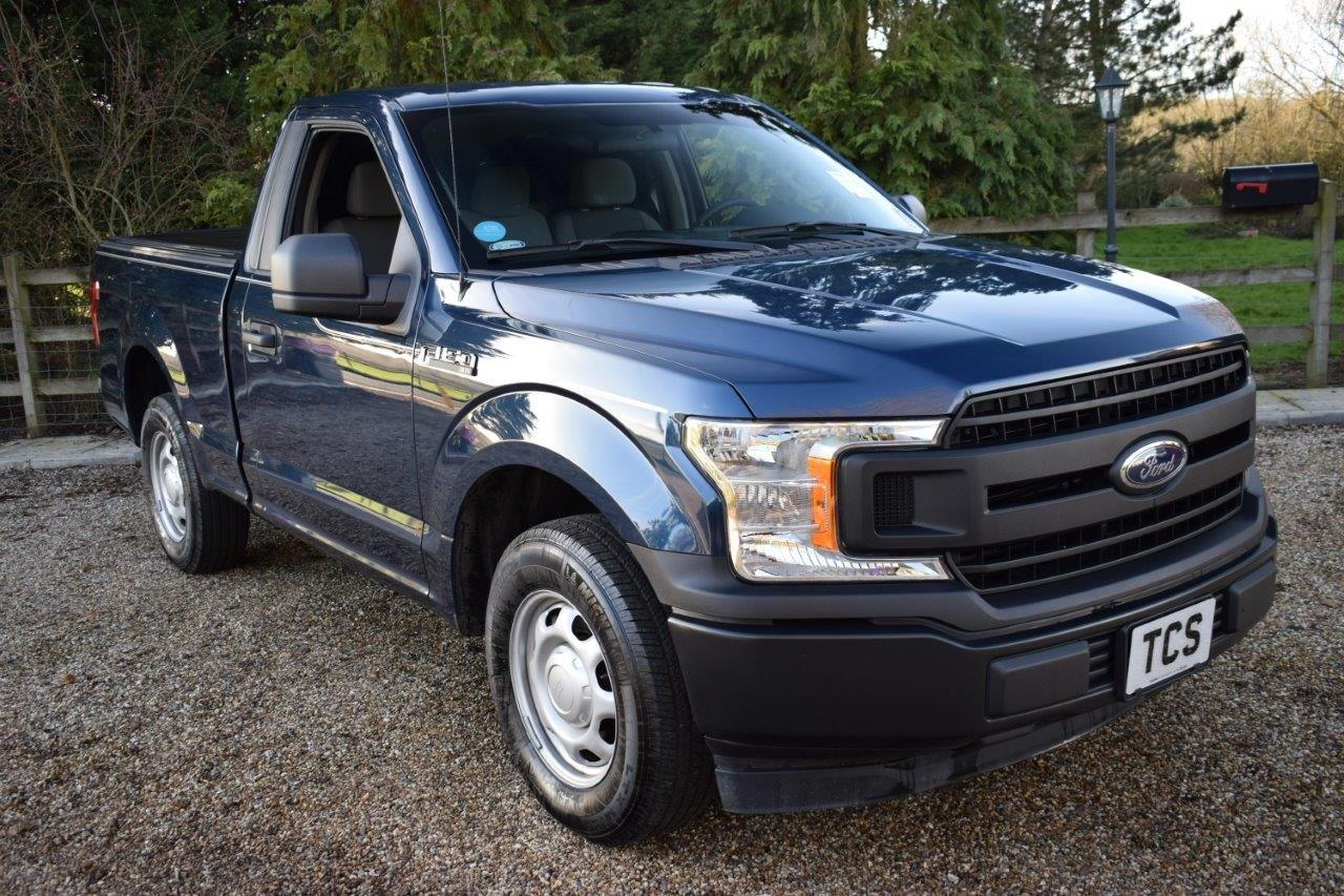 2018 Ford F150 Pick Up 3.3L V6 24V Twin Turbo Automatic For Sale (picture 1 of 6)