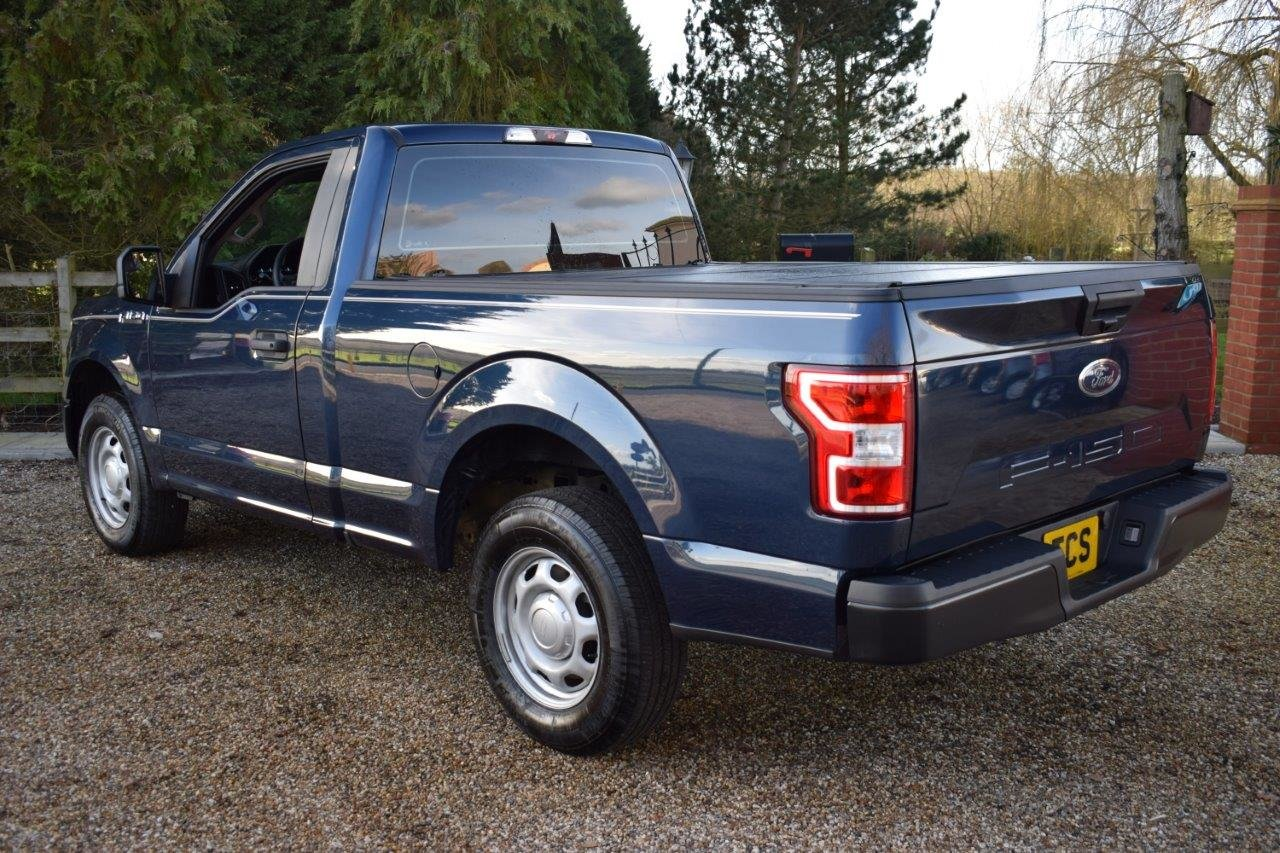 2018 Ford F150 Pick Up 3.3L V6 24V Twin Turbo Automatic For Sale (picture 2 of 6)