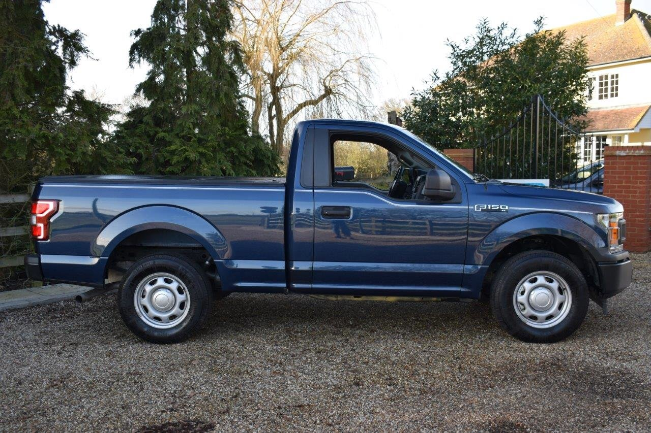 2018 Ford F150 Pick Up 3.3L V6 24V Twin Turbo Automatic For Sale (picture 3 of 6)
