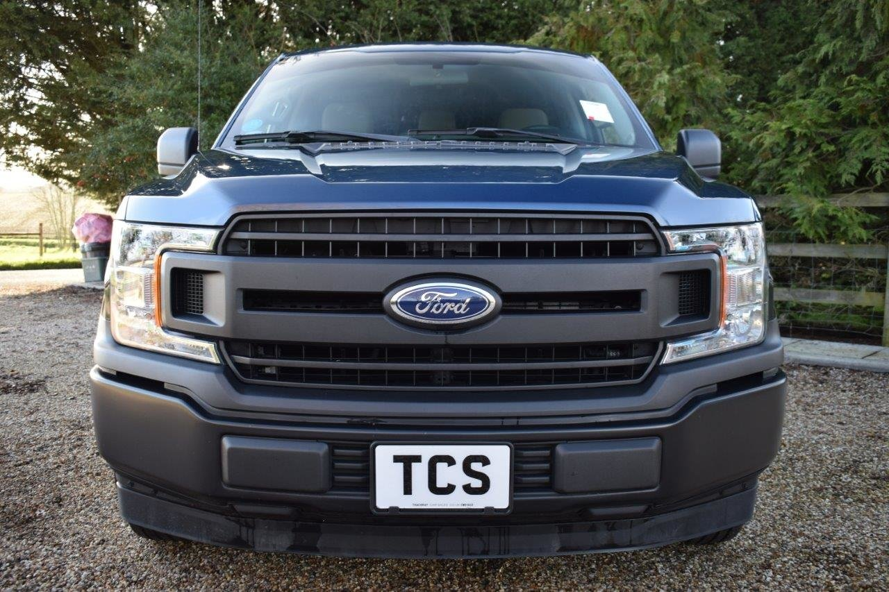 2018 Ford F150 Pick Up 3.3L V6 24V Twin Turbo Automatic For Sale (picture 4 of 6)