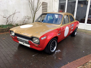 1968 Ford Escort 'Alan Mann' Recreation